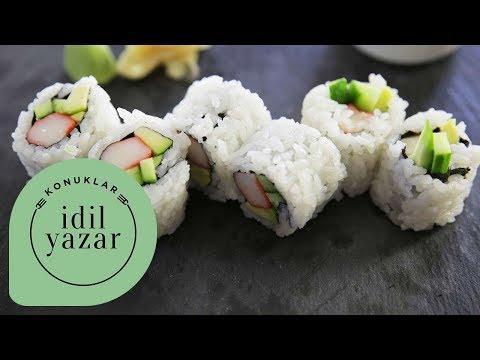 Sushi Nasıl Yapılır ?