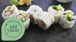Video Sushi Nasıl Yapılır ? - Barlas Günebak - İdil Yazar - How To Make Simple And Delicious Sushi MP3, 3GP, MP4, WEBM, AVI, FLV November 2018