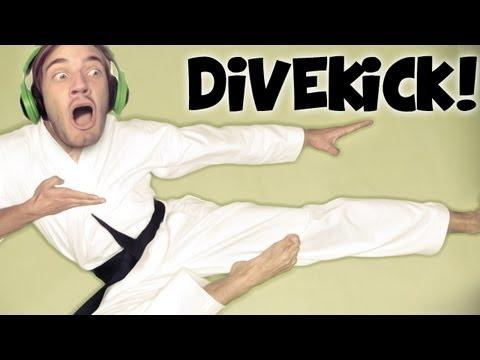 HOW TO KICK PEOPLE! (Divekick)