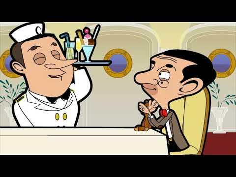 The Cruise | Season 2 Episode 3 | Mr. Bean Cartoon World