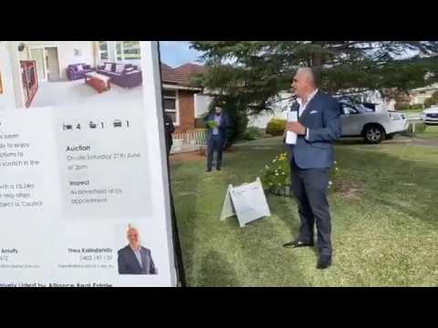 AUCTION DAY - 5 Roslyn Avenue, Panania