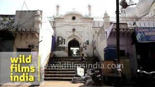 Aligarh India  city photos : Jama Masjid, Aligarh