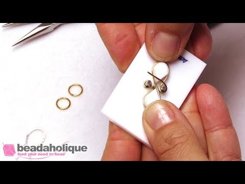 How To Use The Artistic Wire S-Hook Clasp Jig Tool