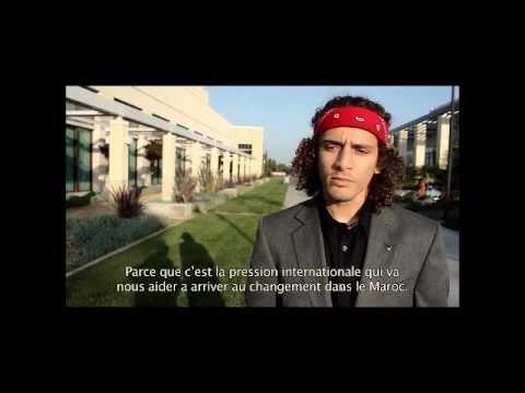 """Interview avec le réalisateur marocain Nadir Bouhmouch :""""My Makhzen & Me"""" (2012)"""