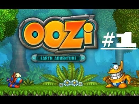 Oozi Earth Adventure Walkthrough Part 1 No Commentary [HD] PC Gameplay Level 01-01,02,03 All Stars