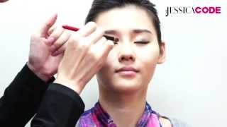 《旭茉JESSICACODE X Will Or 化妝教室》 - 閃亮眼妝篇