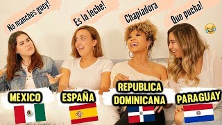 Download Video DIFERENCIAS DEL ESPAÑOL ENTRE PAISES - BATALLA DE IDIOMAS! Doralys Britto MP3 3GP MP4