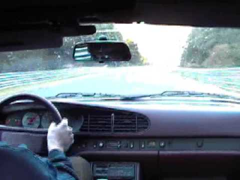 Porsche 944 Turbo Kicking Ass on the Nürburgring