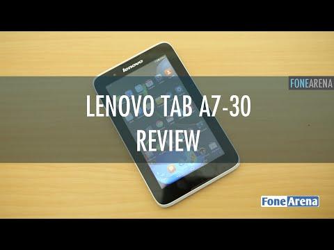 Lenovo A7-30 Review