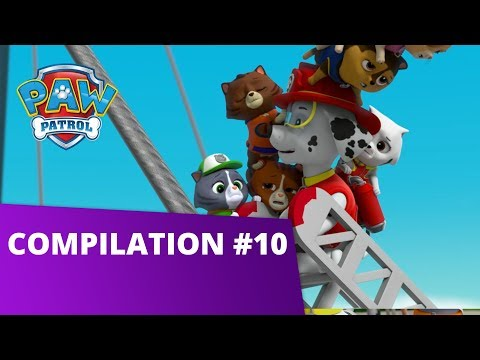 PAW Patrol | Pup Tales, Toy Episodes, and More! Compilation #10 | PAW Patrol Official & Friends