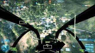Battlefield 3 - Wie zu fliegen einen Hubschrauber (How to fly a helicopter)