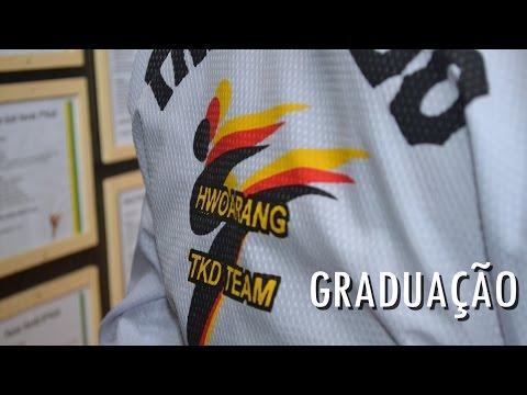Graduação Hwoarang TKD Team