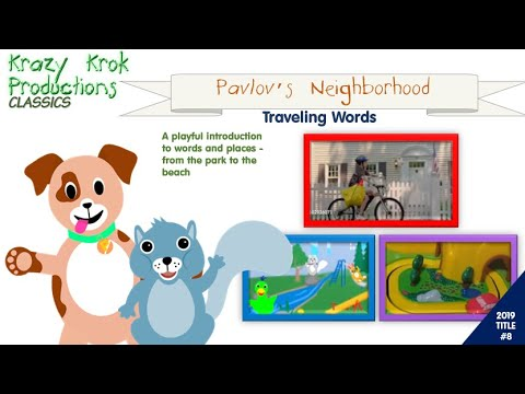 Pavlov's Neighborhood - A Baby's Favorite Places Inspired Remake