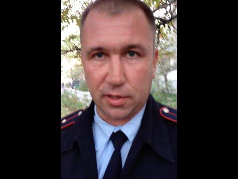 Пьяный полицейский сбил насмерть и пытался скрыться в лесу. - DomaVideo.Ru
