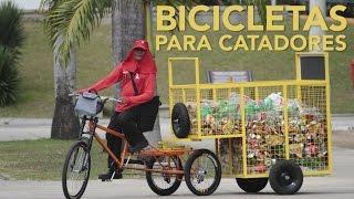 catadores-ganham-bikes-para-combater-crueldade-com-cavalos