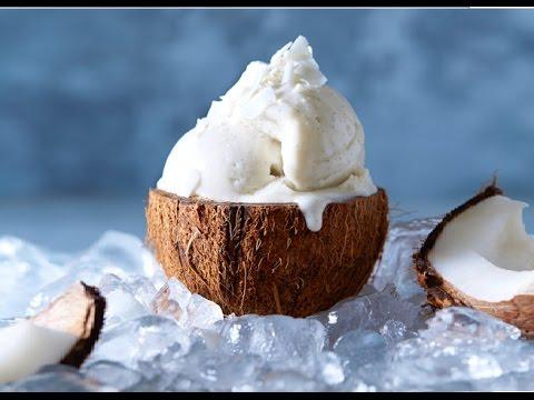 gelato al cocco - ricetta