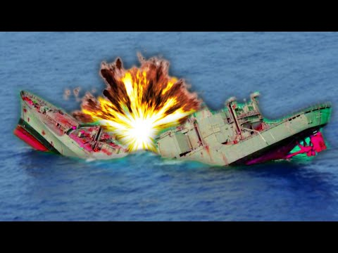 CRAZIEST WARSHIP KILLS EVER!? (World Of Warships)