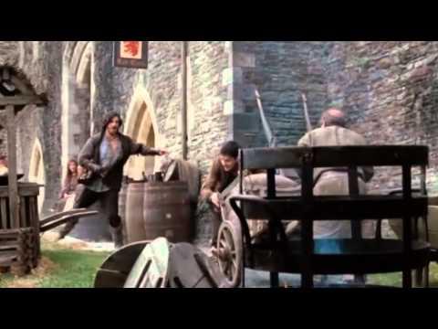 "Merlin - Third Season ""Gwain"" Character"