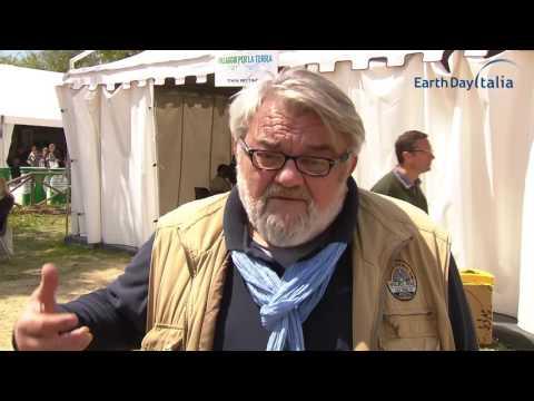 Walter Ganapini, Agenzia europea dell'ambiente, al Villaggio per la Terra