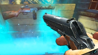WORLD WAR GUNS ON DER EISENDRACHE (Black Ops 3 Zombies)