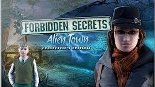 Forbidden Secrets: Alien Town Collectors Edition videosu