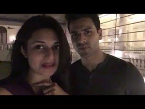 Divyanka Tripathi & Vivek Dahiya Share A Special V