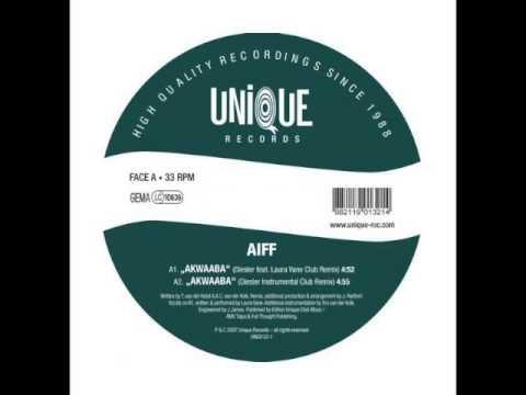 AIFF - Afro Riddim (AIFF Remix ft Crucial T)