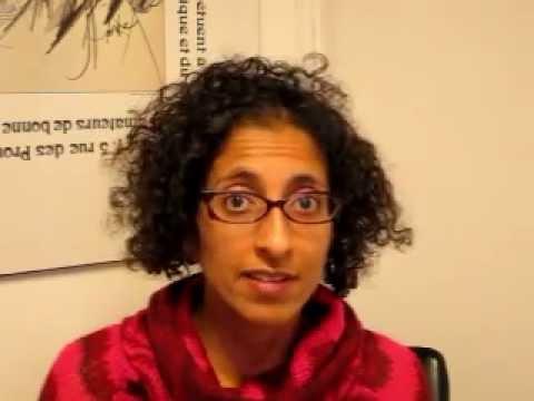 Rencontre Avec Dre Amal Abdel Baki Psychiatre Chef Du Programme Des