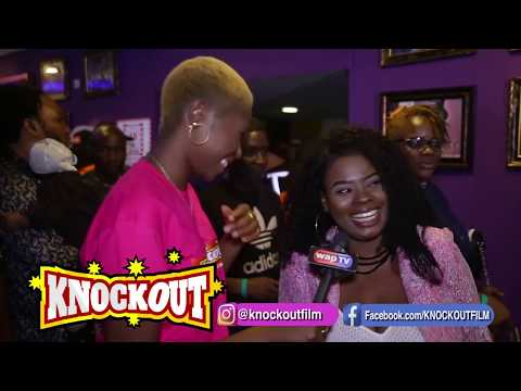 Reactions to Knockout Movie Premiere