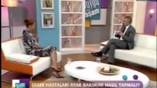 Op. Dr. Selim Muğrabi Diyabetik Ayak Problemleri Hakkında Bilgiler veriyor.