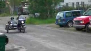 8. Ural Patrol test ride