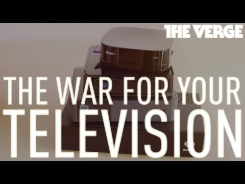 The war for your television