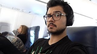 Video Tested on an AIRPLANE!! Noise Cancelling Bose QC35 II Review MP3, 3GP, MP4, WEBM, AVI, FLV Juli 2018