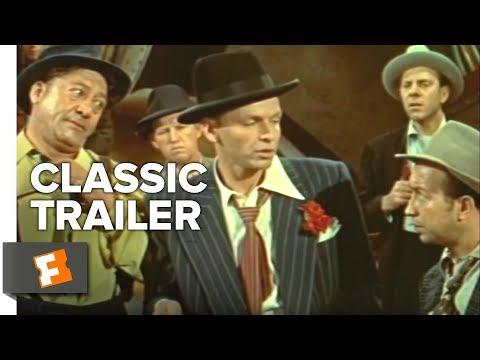 Kino Klassikko: Enkeleitä Broadwaylla