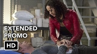 The Tomorrow People 1x12 Extended Promo