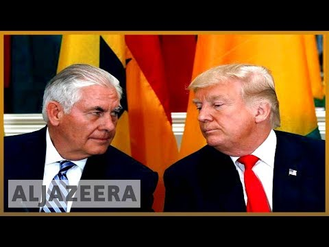 🇺🇸 What does Secretary of State Rex Tillerson's sacking mean? | Al Jazeera English