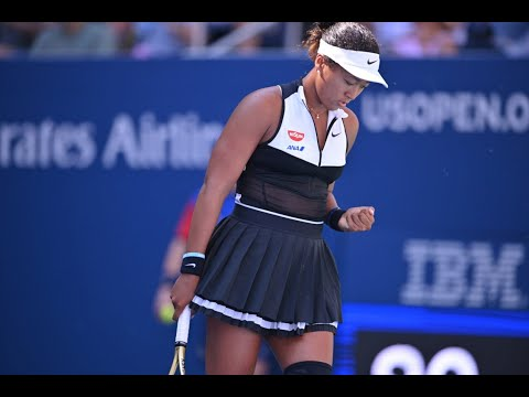 Naomi Osaka vs Coco Gauff  US Open 2019 R3 Highlights