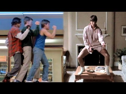 Top Movies - Every once in a while, a random dance sequence is in order! Join http://www.WatchMojo.com as we count down our picks for the top 10 unexpected dance scenes i...