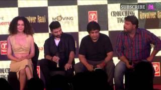 Nonton Revolver Rani Press Conference   Part 2 Film Subtitle Indonesia Streaming Movie Download