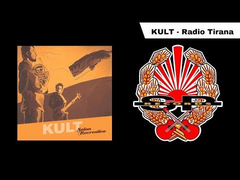 Tekst piosenki Kult - Radio Tirana po polsku