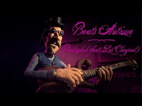 Beats Antique - Beelzebub Feat. Les Claypool