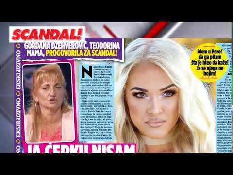 SCANDAL: Iguman iz Vojvodine – Lepa Lukić me je opelješila! Teodorina mama: Idem u Poreč da se obračunam sa Ćazimom! Šemsa posetila Sinana: Jedva da ima 40 kilograma