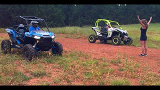 8. 2016 Polaris RZR XP Turbo VS 2015 Can-Am Maverick 1000 Turbo 'THE RZR REVIEW'