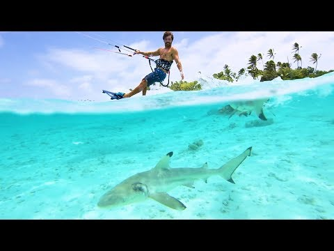 Kiteboarding Is Awesome 2018 #1