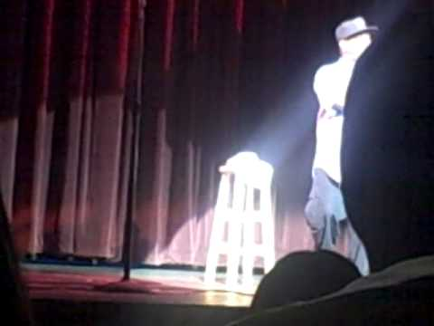 Benji Brown BCU Homecoming 2010 Comedy Show