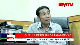 Video Sisi Lain: Haji Lulung, Preman Tanah Abang? MP3, 3GP, MP4, WEBM, AVI, FLV November 2018