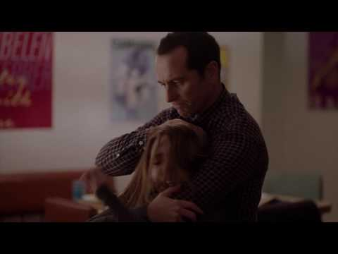 The Americans 6x05 - Philip and Paige spar