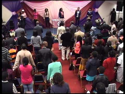 Syvia Ajayi leading Praise & Worship- RCCG COD Cambridge thumbnail