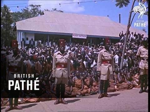 Uganda Wins Independence (1962)