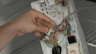 GE Refrigerator Temperature Control Thermostat Replacement